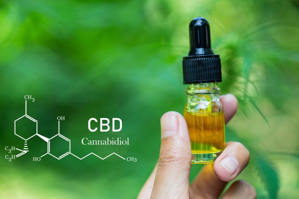What is cbd distillate