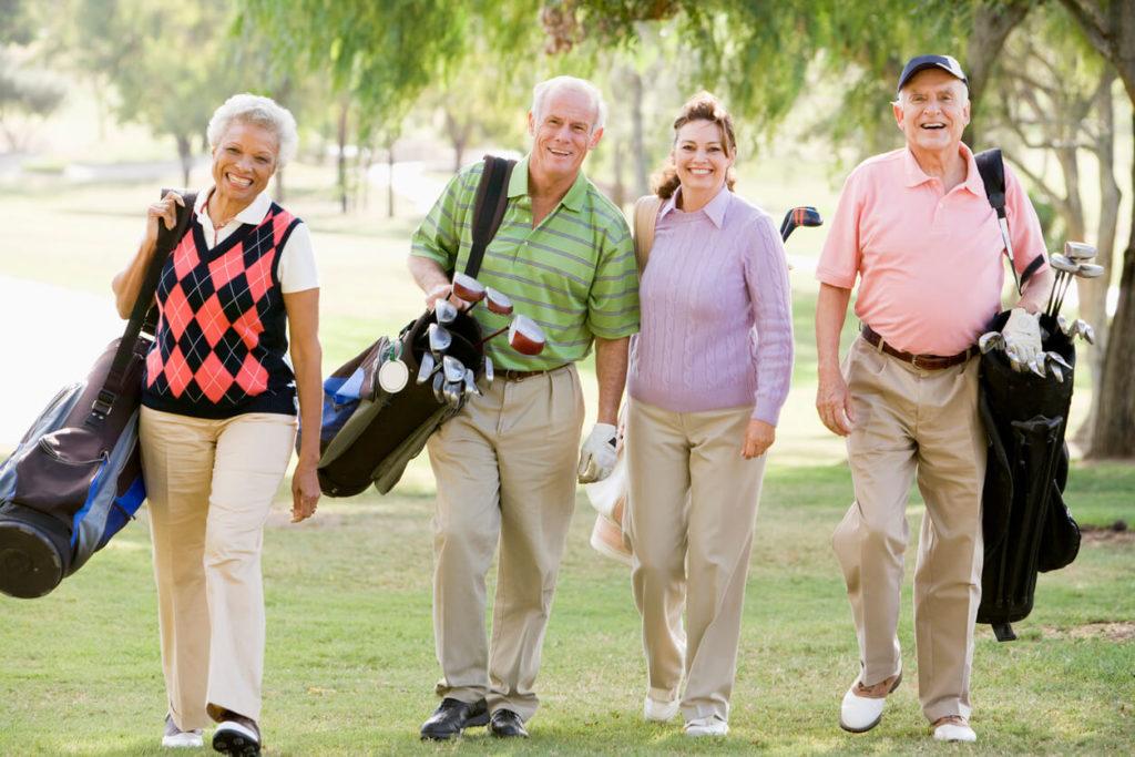 CBD for golfers