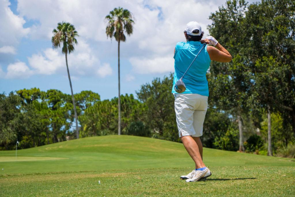 Cbd for golf Florida